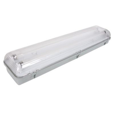 Tubo LED 2 x 18[W]