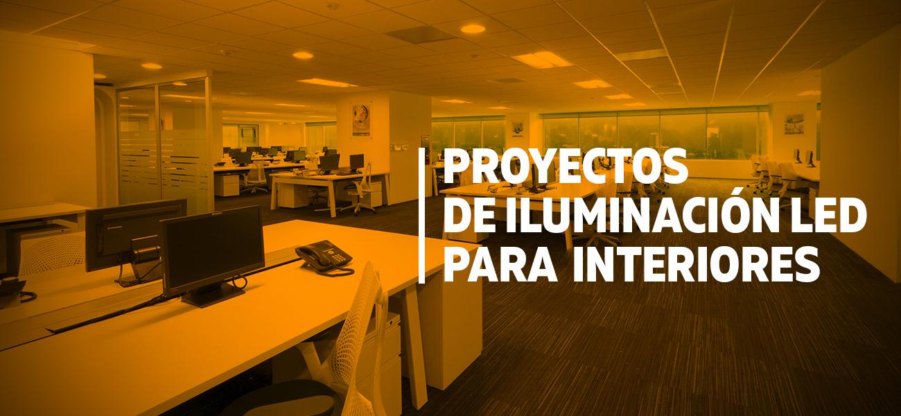 Iluminaci n led solar uno - Iluminacion de interiores led ...